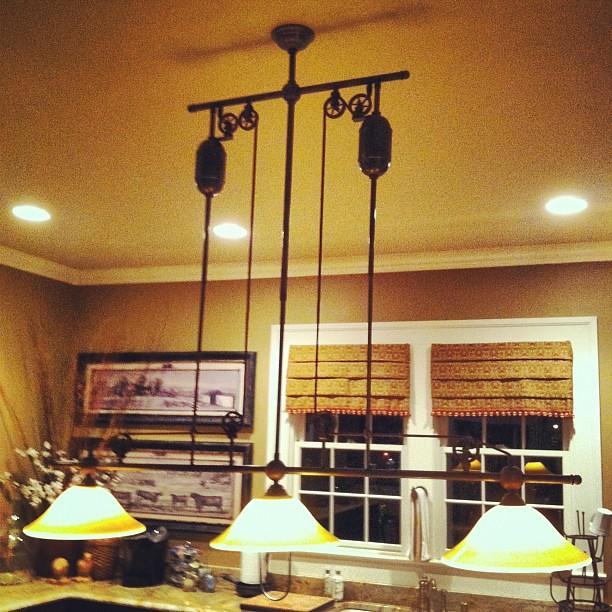 Steampunk Lighting Kitchen Uk