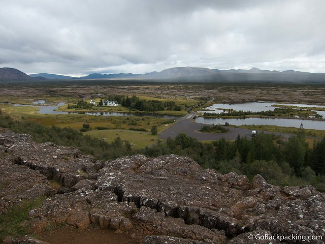 The Continental Divide in Iceland