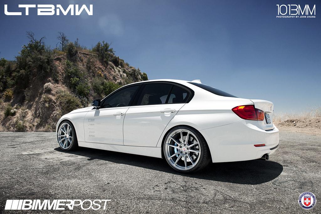 2012 BMW 328i F30 Project