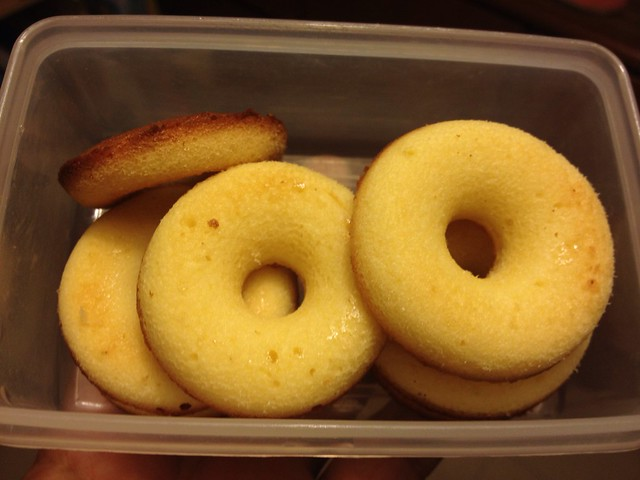 Lemon 鬆餅甜甜圈蛋糕