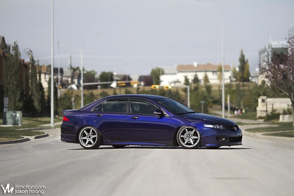 illmotion – iM Feature: Sasa Karna's 2004 Acura TSX