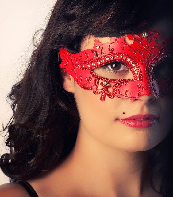Lady in the Mask