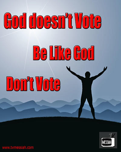 God Doesn't Vote