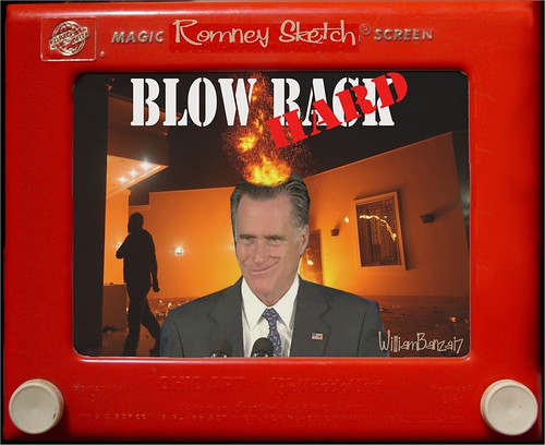 BLOW BACK by Colonel Flick