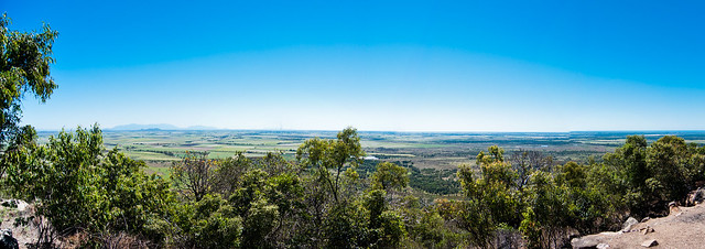Inkerman Lookout Panorama, Australia