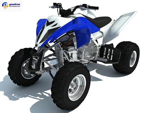 New Yamaha Raptor by Gandoza