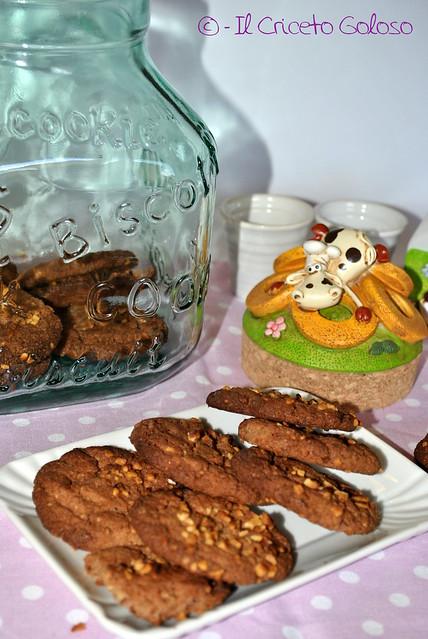 Cookies alla nocciola 1