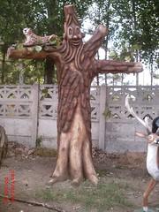 Kaplanlı Ağaç maketi