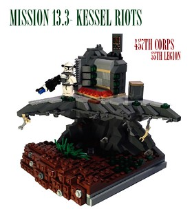 457th Corps: Mission 13.3- Kessel Riots