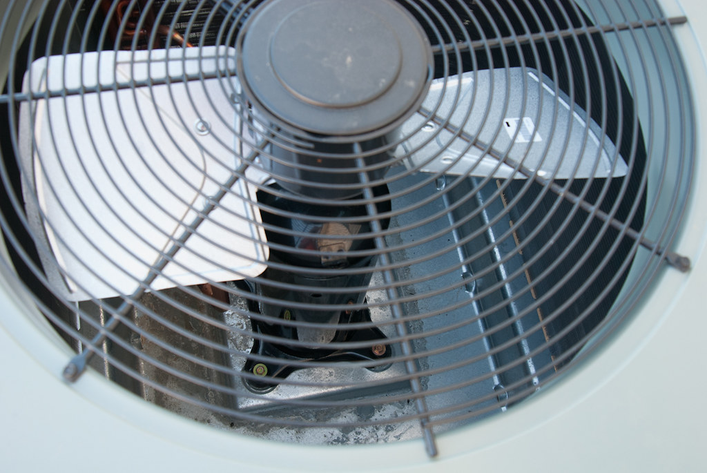 how to clean inside coils on central air conditioner