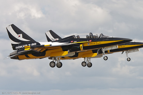Waddington International Air Show 2012