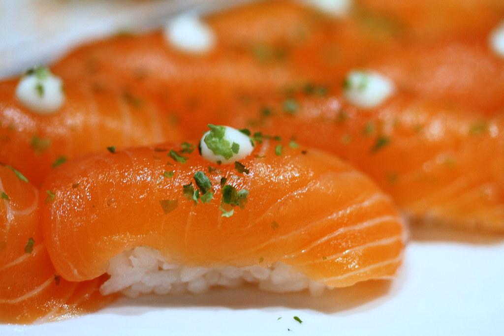 Kiseki日本自助餐餐厅:寿司精选3