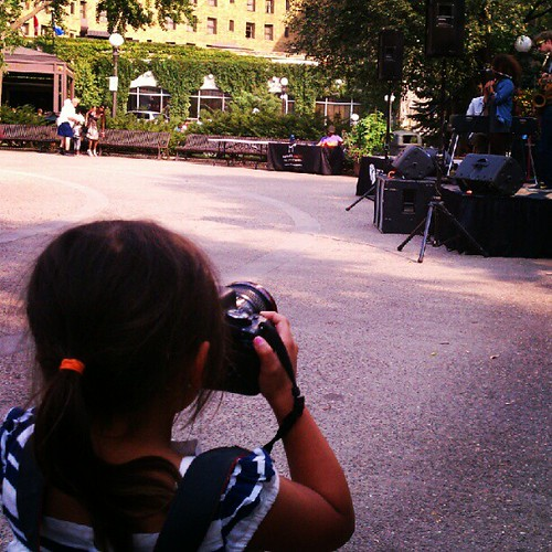 Ava the photog. #stpaul #minnesota #photography