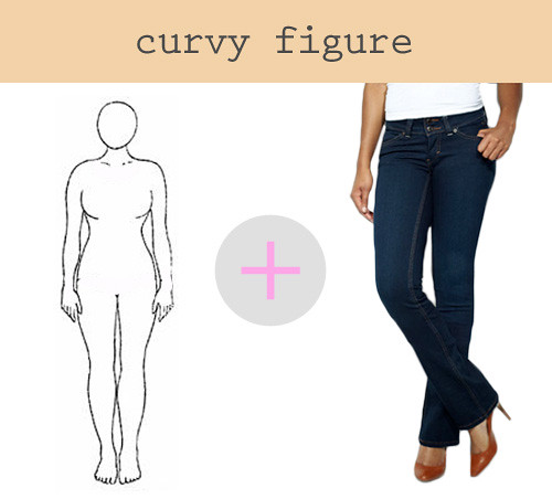 4513cd2919 Denim Guide  How to Find the Right Fit for Your Figure - Lauren Conrad