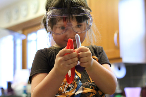 260/365: Mad Scientist in Training