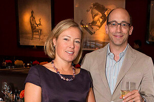 Dinner with Dick Costolo