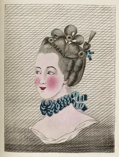 007-L'Art de la Coiffure des Dames Françaises…1767-Monsieur Legros