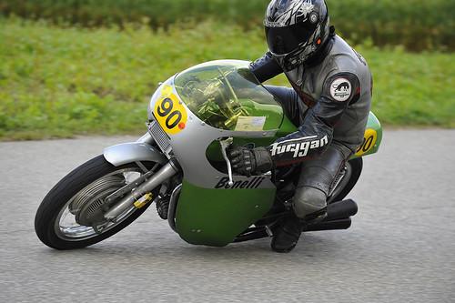 classic motorcycle Oldtimer Grand Prix 2012 Schwanenstadt Austria Copyright B. Egger :: eu-moto images 0392
