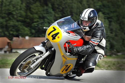 Honda CB 450 RC 1969 Putz Andreas Schwanenstadt GP Copyright 2012 B. Egger :: eu-moto images 0197