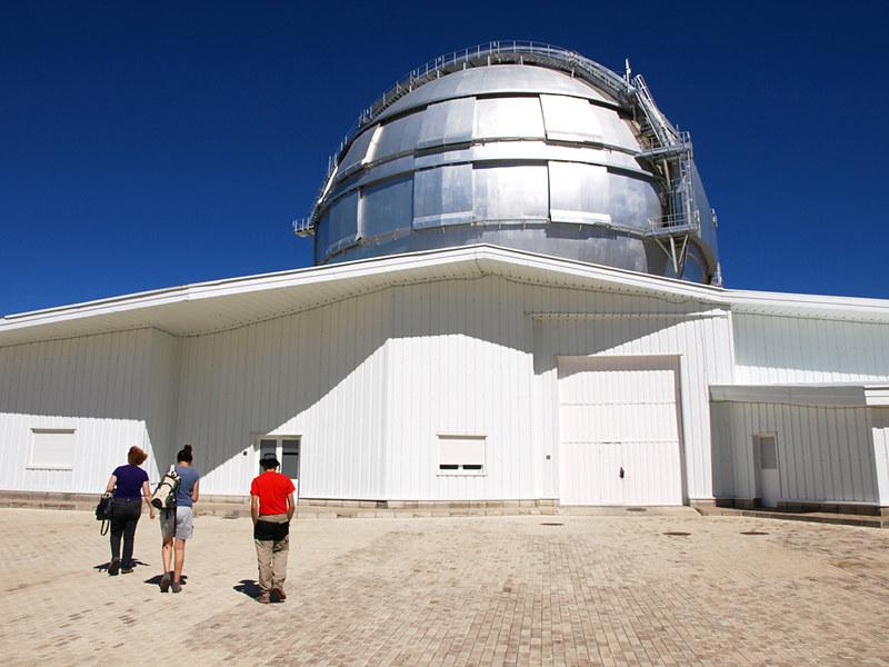 Gran Telescopio Canaria Observatory, La Palma