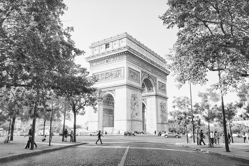 Paris | Arc de Triomphe