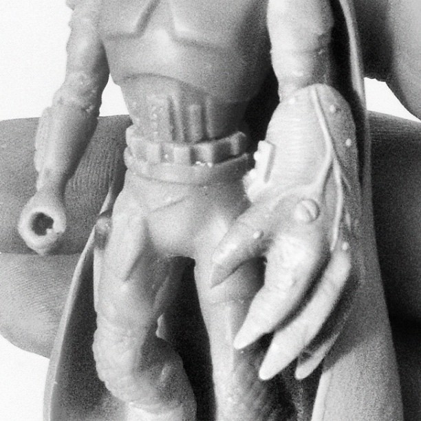 Luke Chueh for the Super Suck Up! WIP
