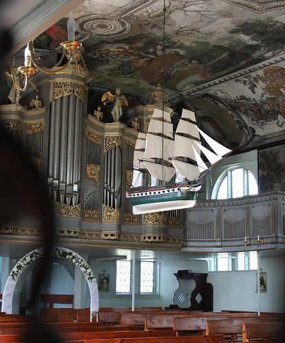 Kościół w Stegnie by xpisto1