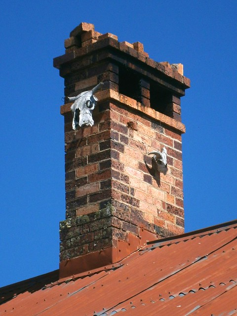 Chimney of Horrors
