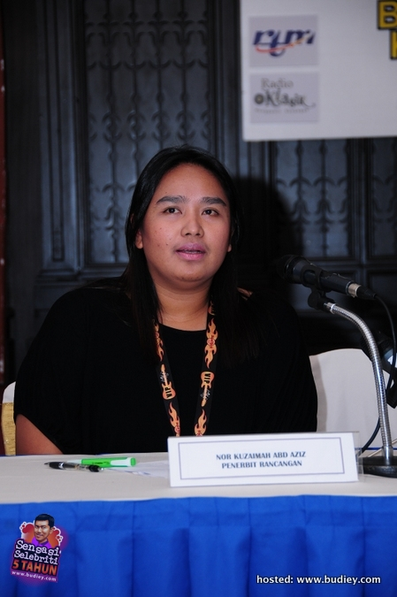 Nor Khuzaimah Abd Aziz Penerbit Pertandingan Akhir Bintang Klasik 2012