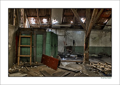 decay of a factory
