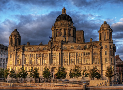 Customs House Liverpool