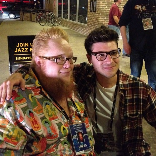 Harry Knowles and James Nunn