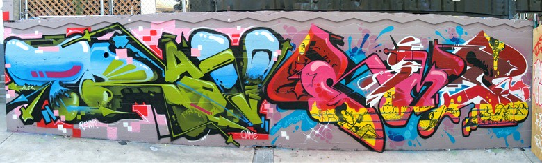TRAV RIME MSK HOLLYWOOD 2012