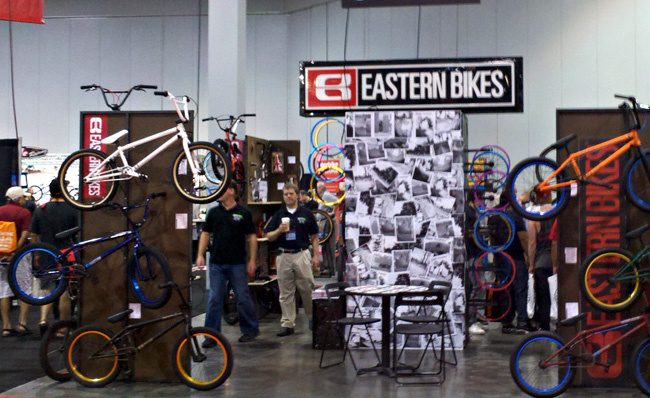 Eastern Interbike 2012 Booth