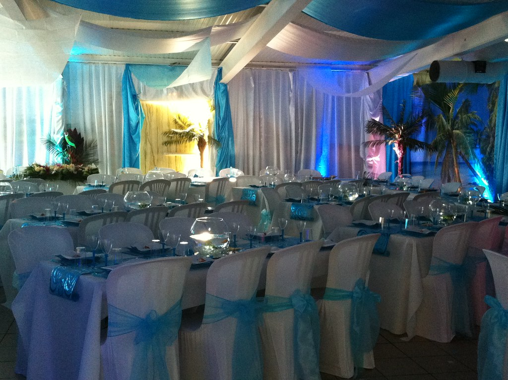 mariage turquoise decoratrice mariage. Black Bedroom Furniture Sets. Home Design Ideas