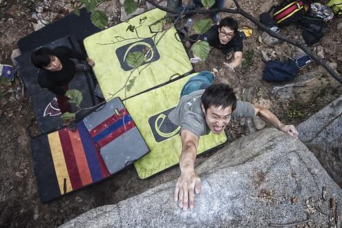 2012-09-22-Bouldering-Kwanaksan-007