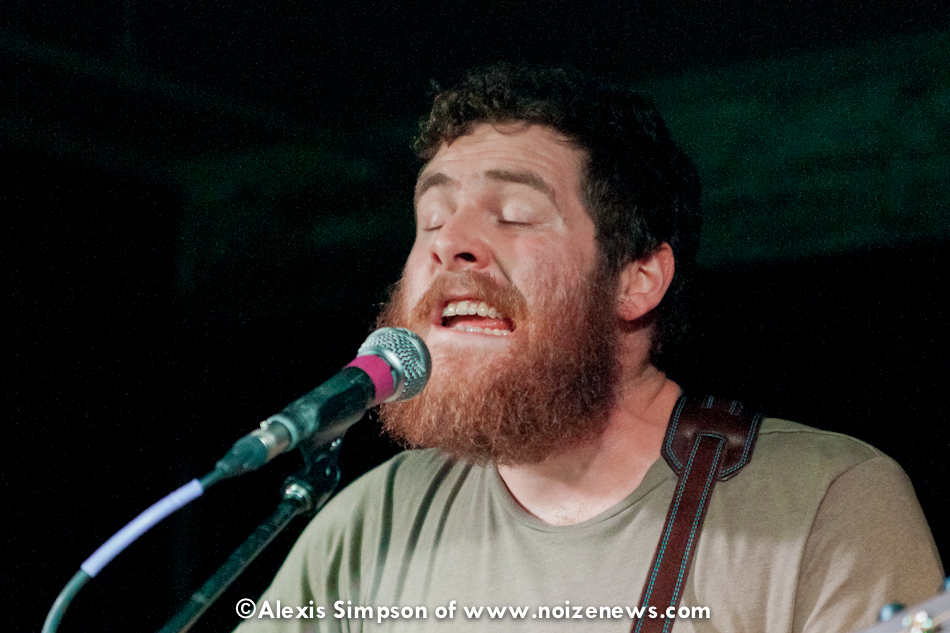 Andy Hull of Manchester Orchestra