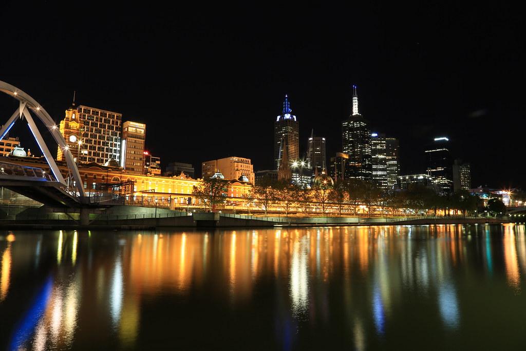 2012.9.26 YARRA River Melbourne