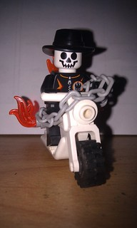 Weekly Lego Minifig : Ghost Rider