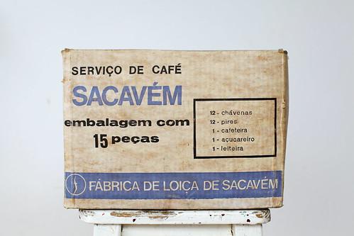 O serviço de café