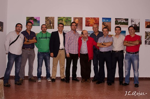 1º EXPOSICION DE AFOB EN EL CASINO DE LOS BARRIOS.- by JLROJAS2