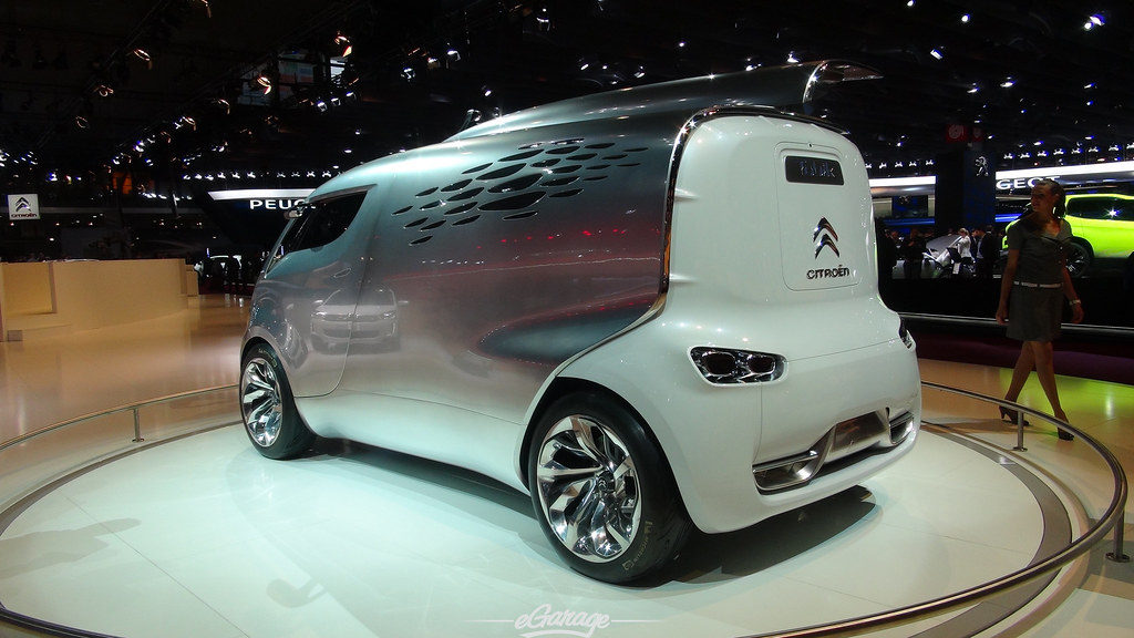 8034736788 4b0c2b61fb b eGarage Paris Motor Show Citroen Concept Rear