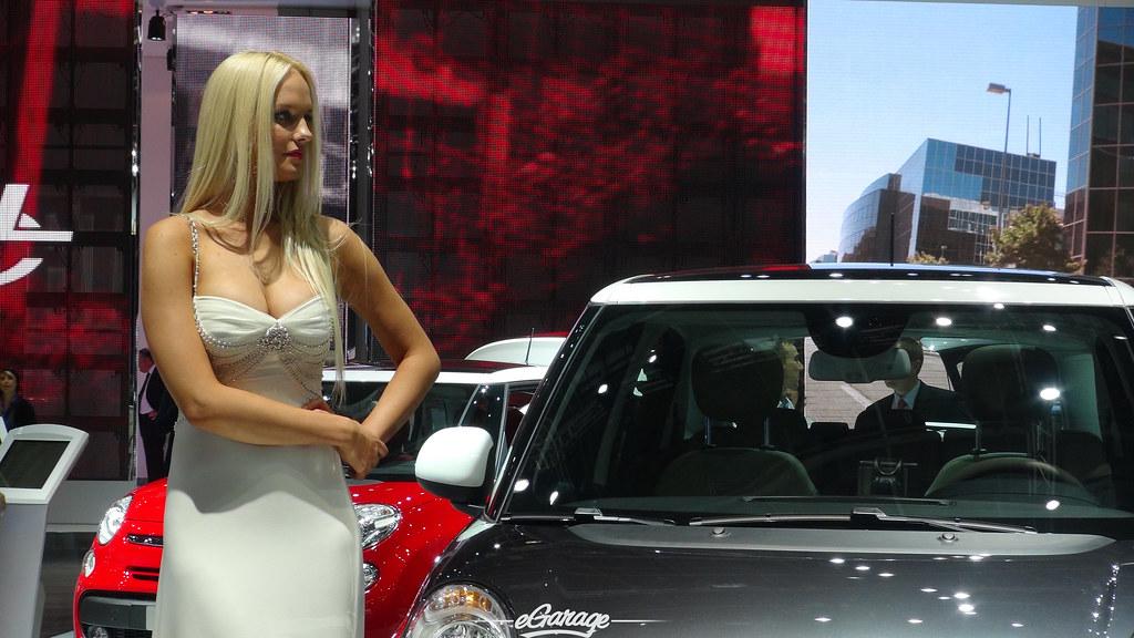 8034747185 bdbefb8e70 b eGarage Paris Motor Show Fiat Model