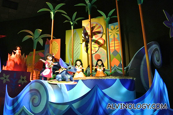 Lilo and Stitch in Hawaii