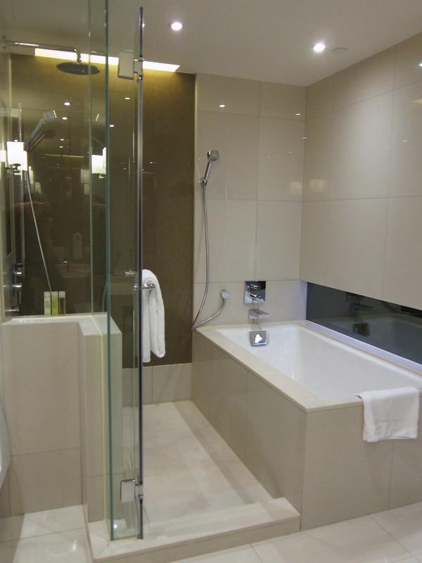 Beautiful Granite Kitchen Countertops, GE Appliances, Kohler Bathroom Fixtures, Overhead
