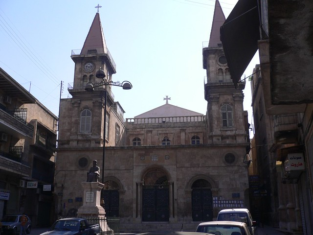 Armenian Church in Aleppo