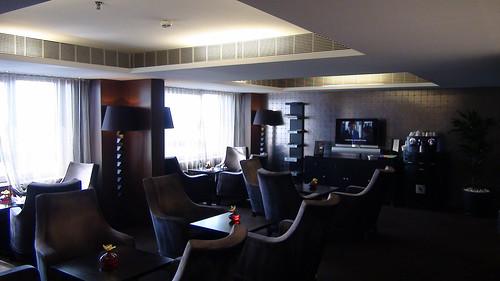 Club Lounge de la planta 24