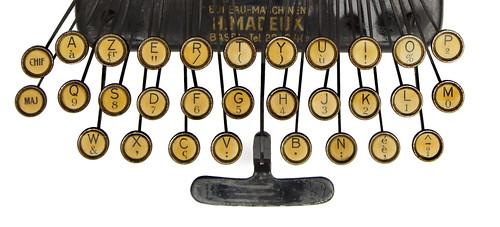 Rem-Blick keyboard