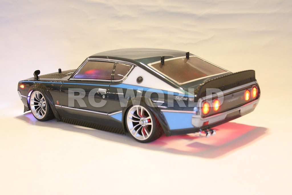 rc nissan skyline 2000 gt r drift spec rc car a photo on Canon C300 Photo Samples Canon EF 75-300Mm