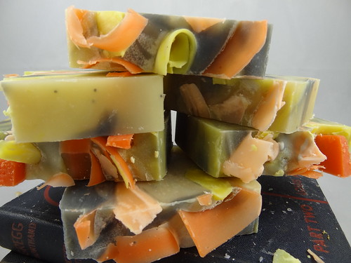 Orange Blossom Soap Sept 2012 (11)
